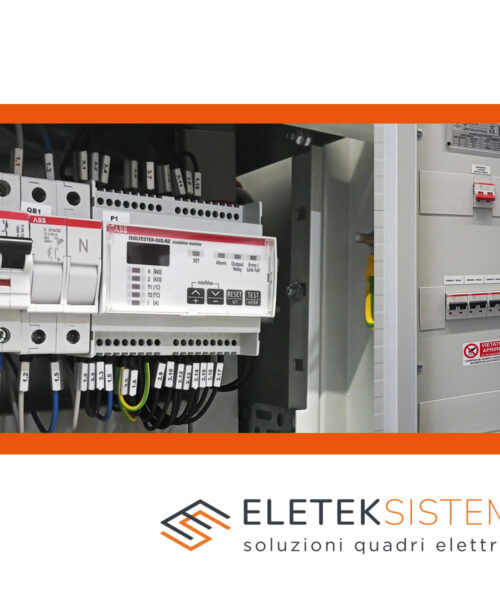 Quadri per elettromedicali